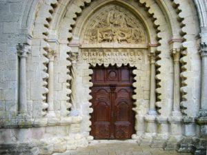 Eingangspforte eines Klosters